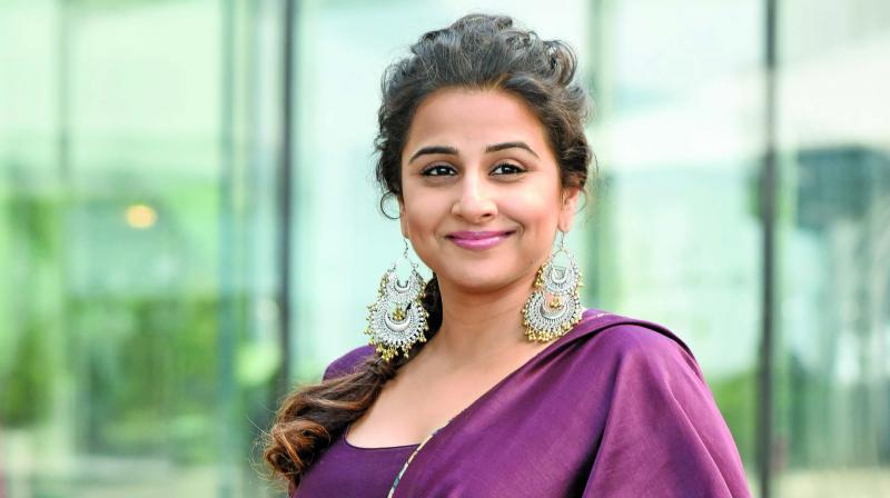 Vidya Balan Excited To Play 'Human Computer'