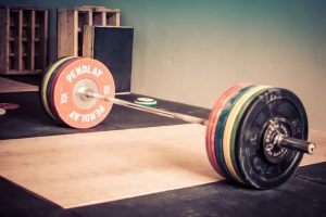 District Weightlifting