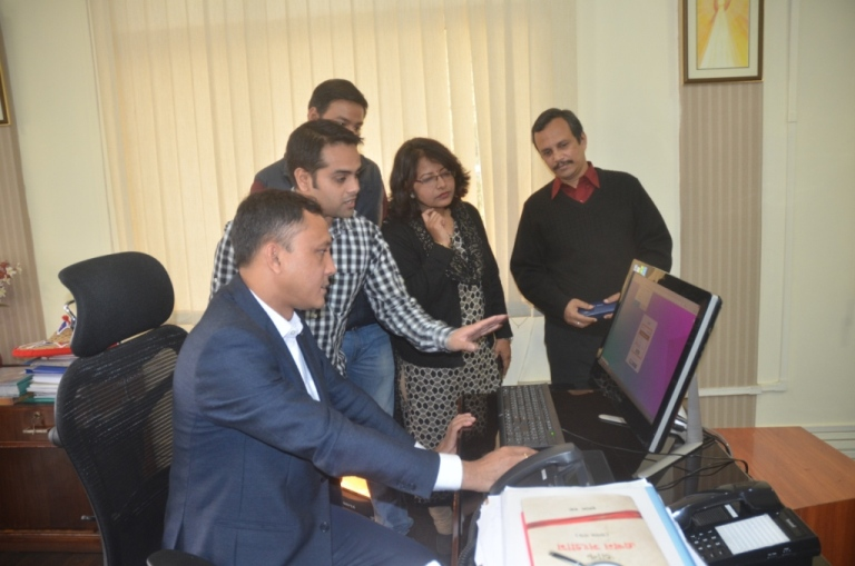 DM Dashboard Portal Launched in Kamrup Metropolitan District
