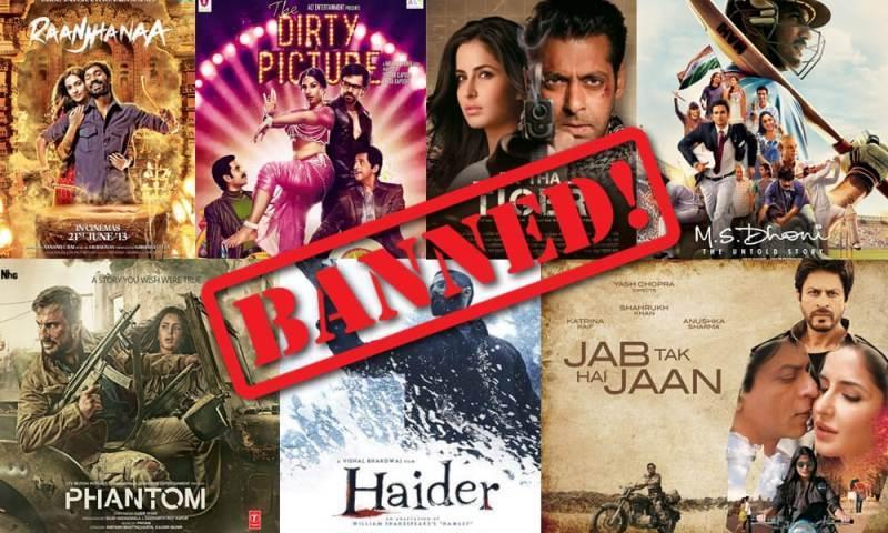 Pakistan Bans Indian Films Post Indias Air Strike Across LoC