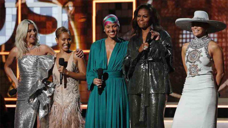 Women Shine At Grammy Awards 2019
