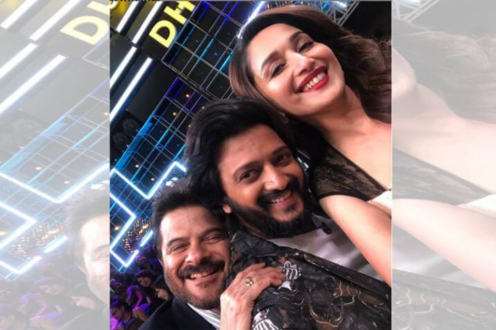 Working With Madhuri Dixit, Anil Kapoor Together Is A Dream: Riteish Deshmukh