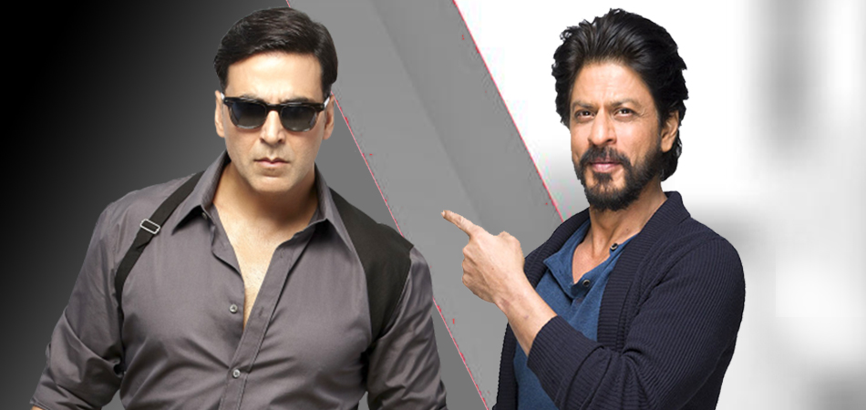 I Go To Sleep When He Wakes Up, Says Shah Rukh Khan On Why He Cant Work With Akshay Kumar