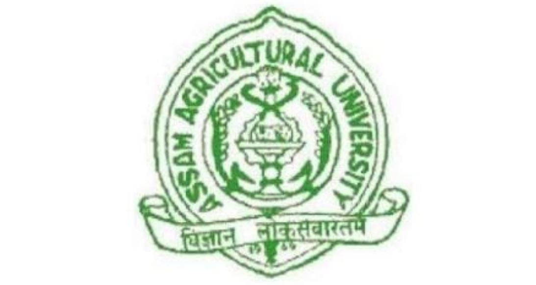 Assam Agricultural University Jobs For Junior Project Fellow (M.Sc, MFSc)