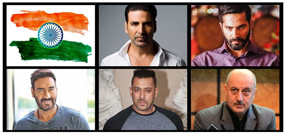 B-Town Salutes Indian Air Force (IAF) For Strikes Across LoC