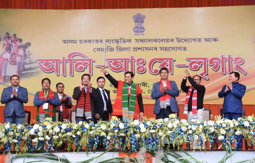 Indigenous people will continue to rule Assam: CM Sarbananda Sonowal