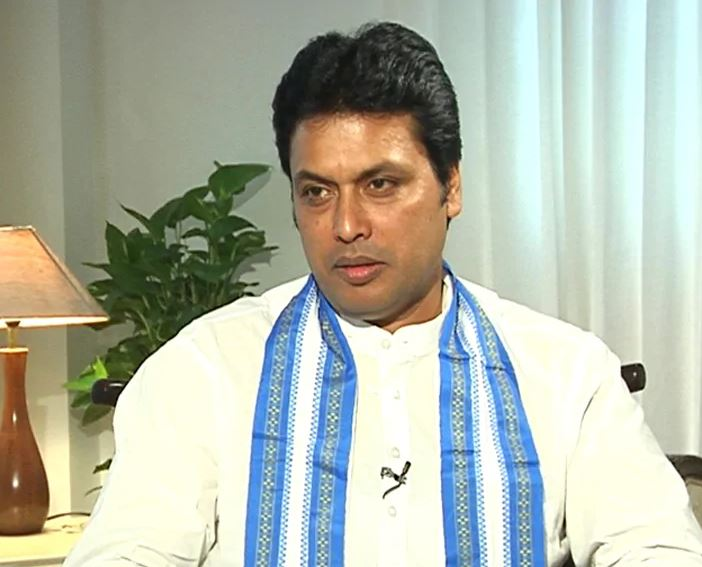 Tripura CM Biplab Kumar Deb Tells Doctors Not To Leave Place of Posting