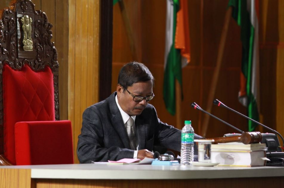 New Assembly Building Soon: Meghalaya State Assembly Speaker Dr Donkupar Roy