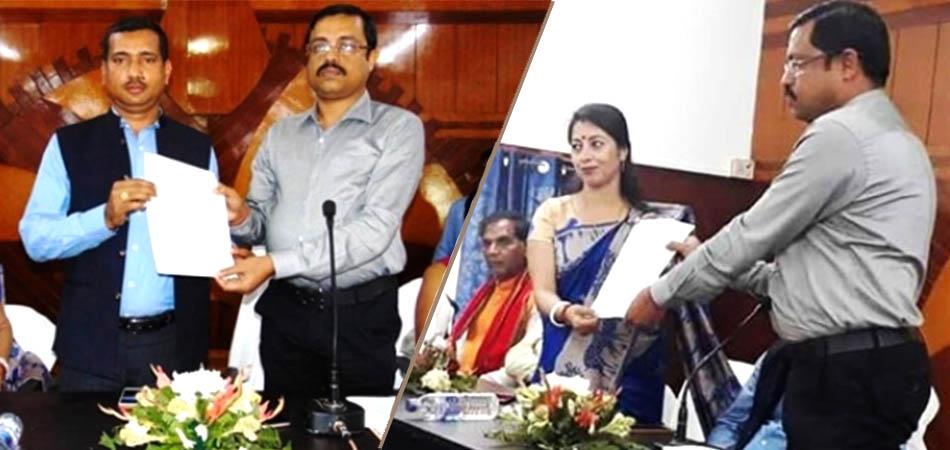 BJP forms Cachar Zila Parishad