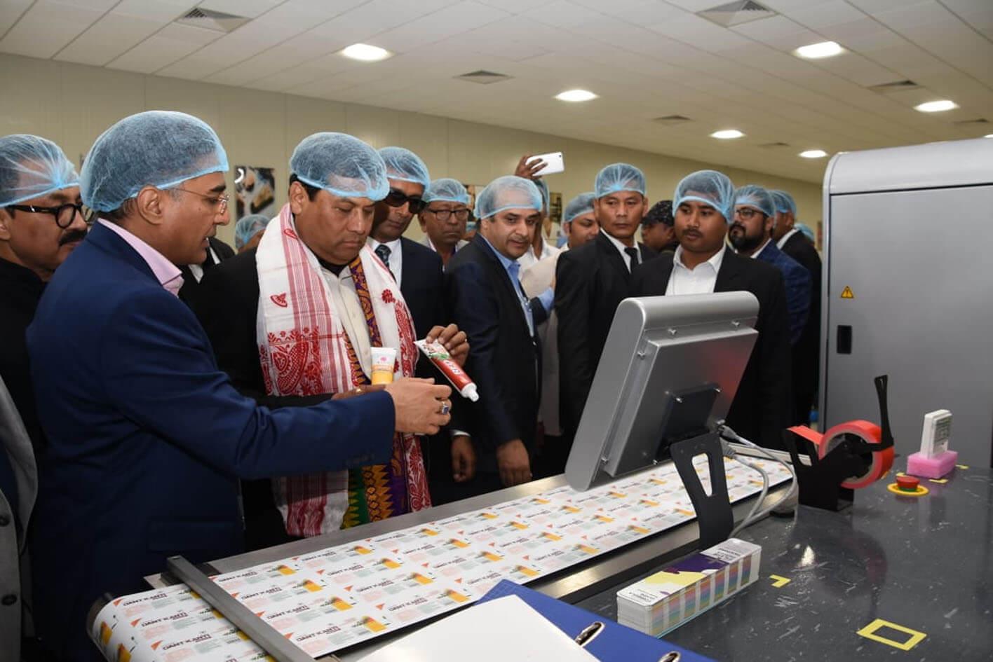 CM Sonowal says Assam on Path of Economic Resurgence