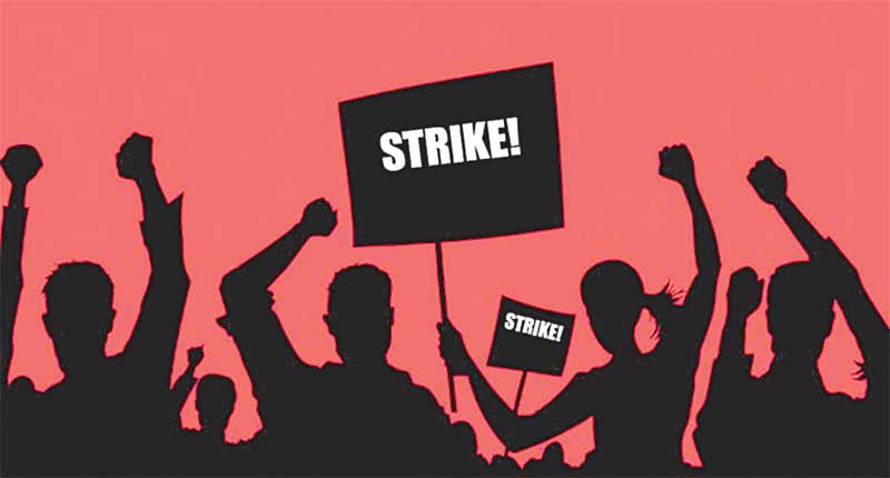 Strike threat by Meghalaya EMRI workers union