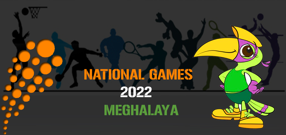 Clouded Leopard will be mascot for National Games 2022 in Meghalaya