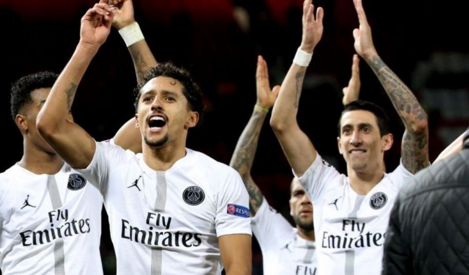 PSG elimite Chelsea from CL