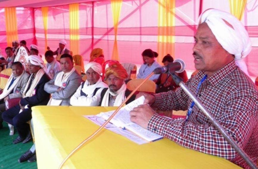 Seng Khasis of Barak Valley commit to protect their identity, culture
