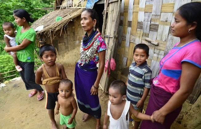 Bru Refugees Plan Stir in North Tripura Camps