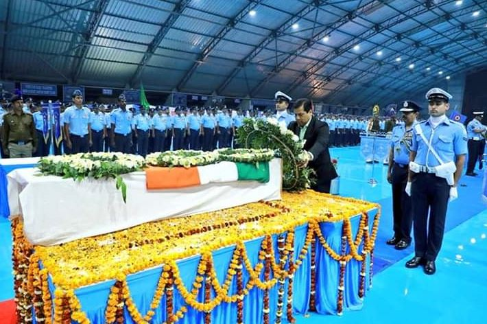 Maneswar Basumatary Cremated With Full State Honour