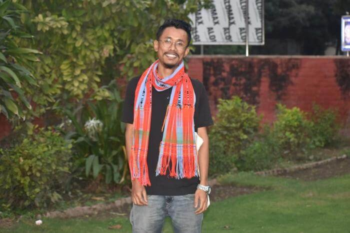 Manipur student leader arrested for sedition over FB post on Citizenship Bill