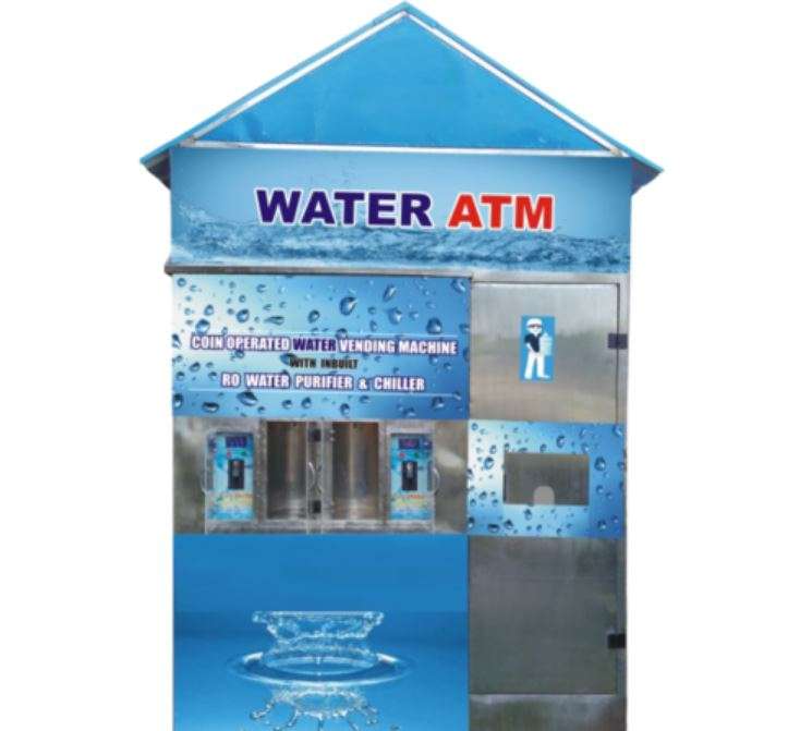 Water ATMs inaugurated in Silchar