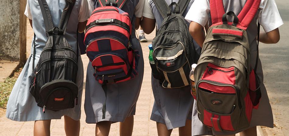 Meghalaya Government Fixes Weight Of School Bag