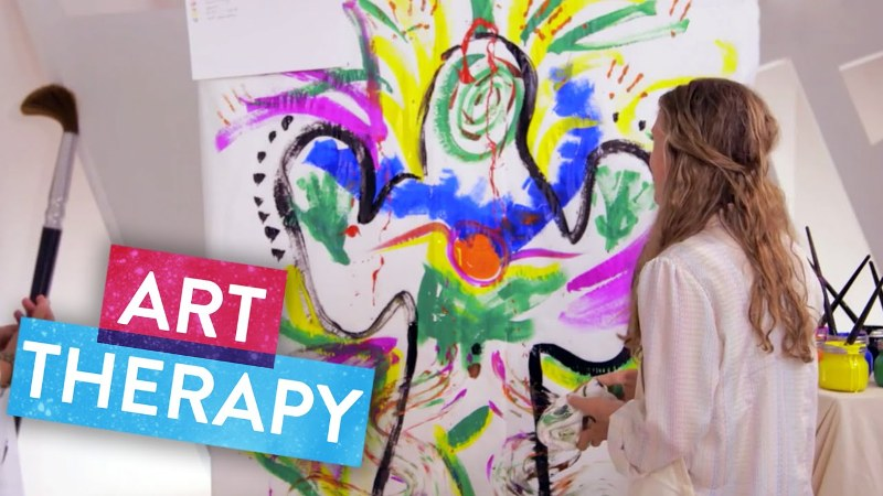 Art Therapy To Combat Depression Among Cancer Patients
