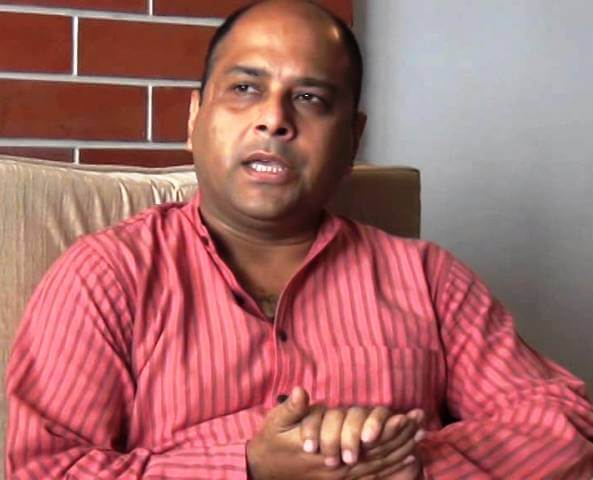 BJP names Dr Rajdeep Roy as its Silchar candidate