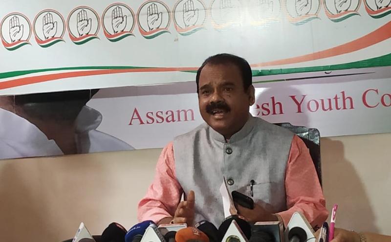 Dispur Deceived Tea Tribes: APCC Vice President Bhagirath Karan