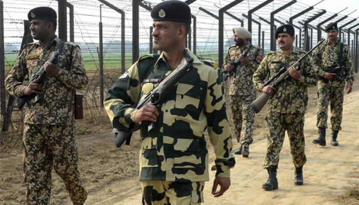 Security heightened along Bangladesh, Myanmar borders