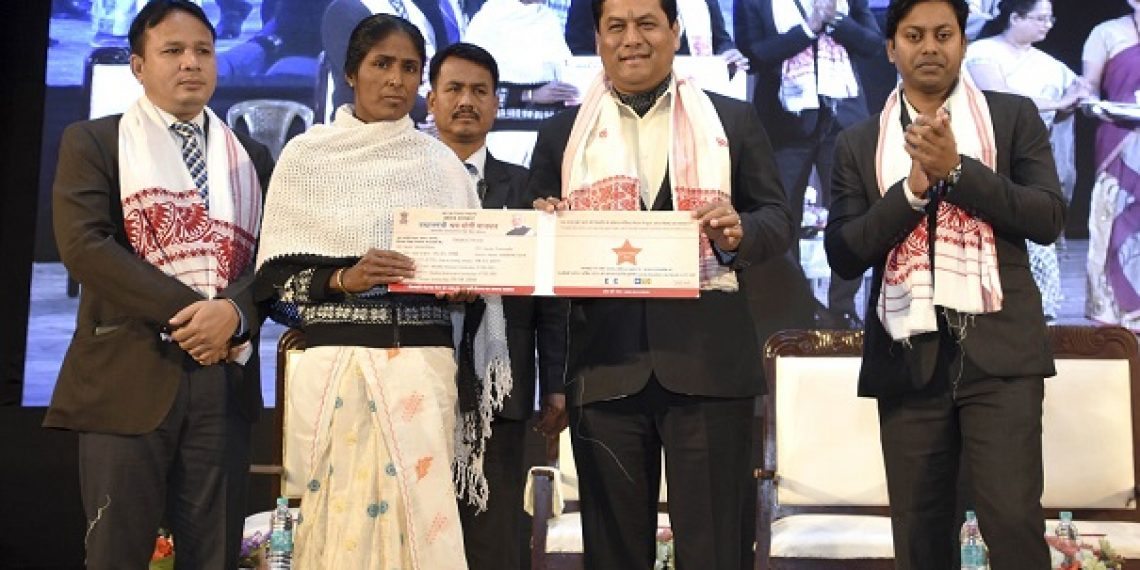 Chief Minister launches an aid for the elderly: Maan-Dhan Yojana