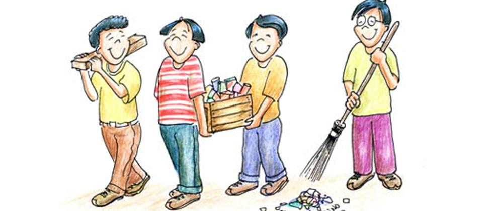 Hailakandi Municipal Board Launched Cleanliness Campaign