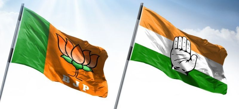 BJP, Congress face challenges from allies in Tripura