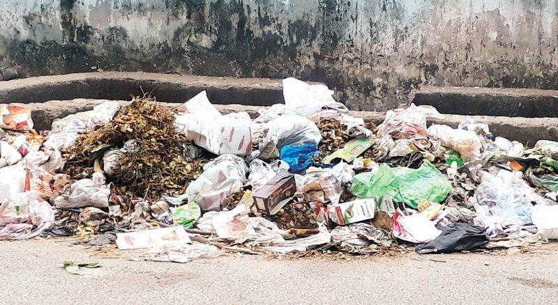 Where Is The Swachhata In Roadside Garbage Disposal?