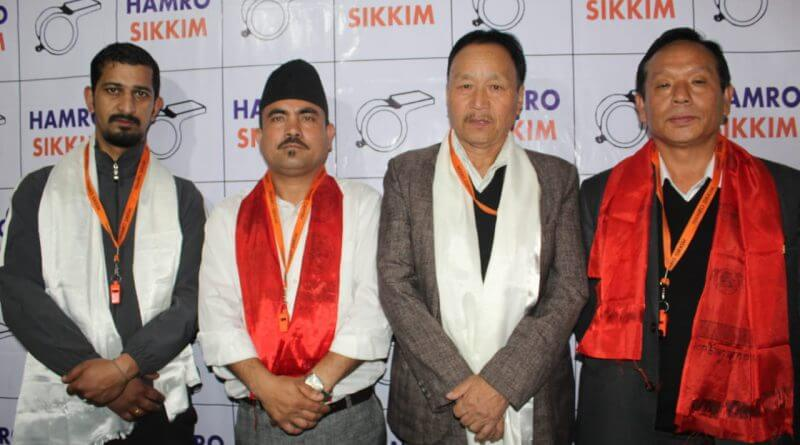 Hamro Sikkim Party Releases Third List of Candidates