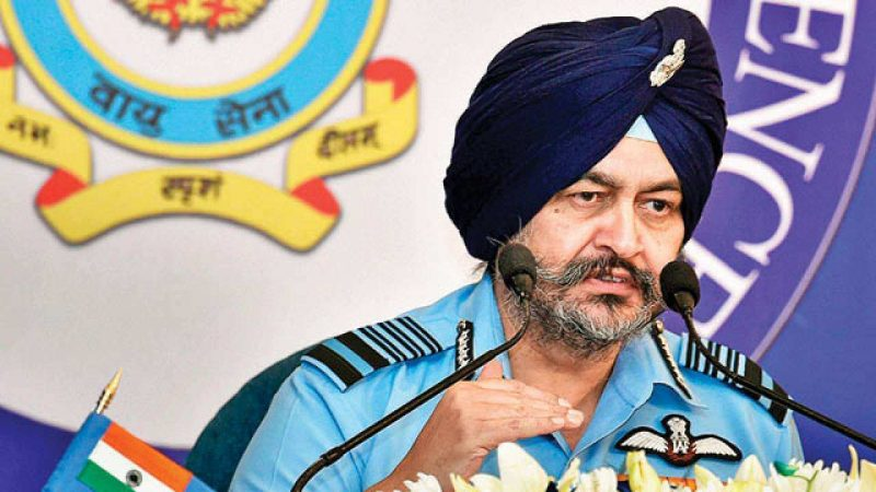 Air Force Doesn't Count Casualties: IAF Chief B.S. Dhanoa