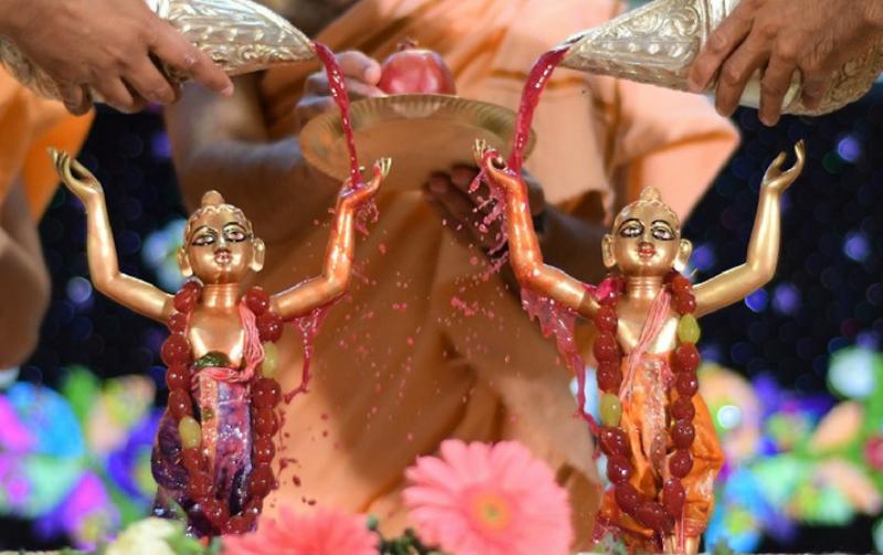 Gaura Purnima Mahotsava By International Society for Krishna Consciousness (ISKCON)