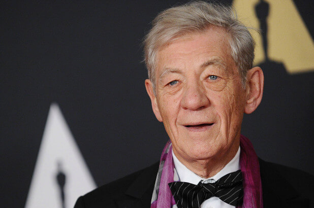 Veteran actor Ian McKellen Apologises After Making Comments About Sexual Assault