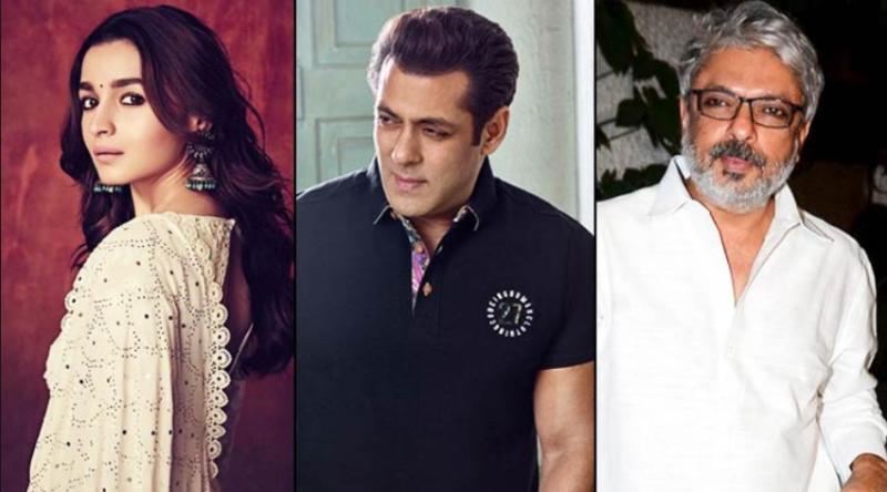 """Not A Dark Film"", Says Sanjay Leela Bhansali As He Talks of Salman Khan and Alia Bhatt"