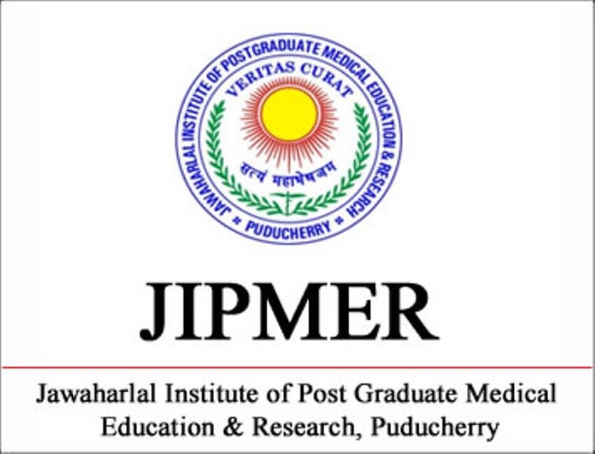 Registration in Jawaharlal Institute of Post Graduate