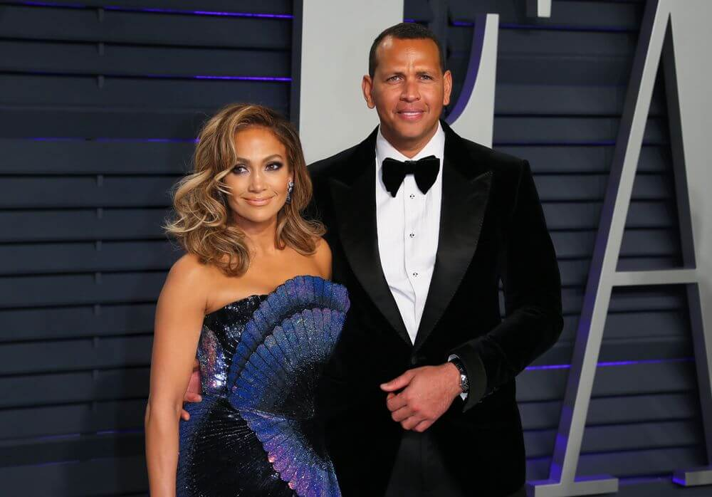 Music Icon Jennifer Lopez And Alex Rodriguez Get Engaged
