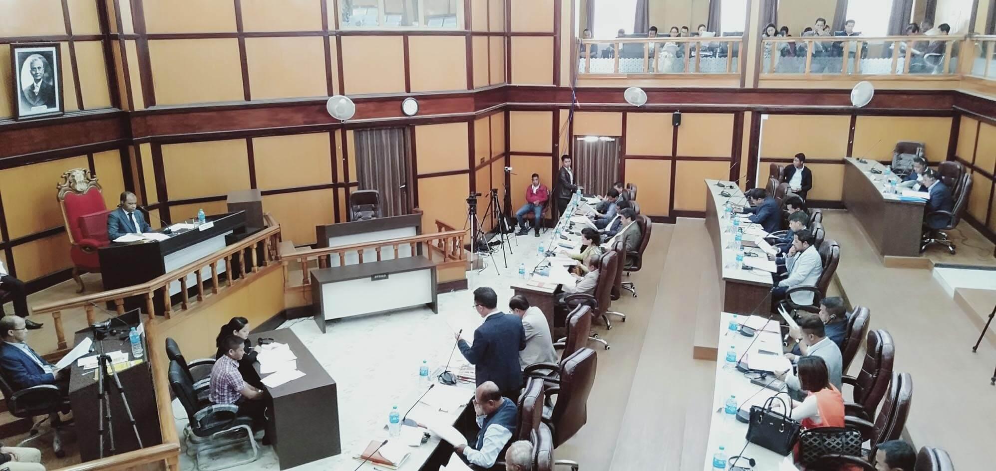 Khasi Hills Autonomous District Council Budget session begins on Monday