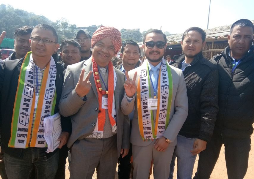 Congress, NPP big winners in District Council polls at Shillong
