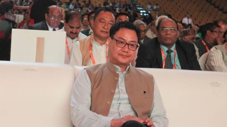 Arunachal Pradesh Catholic Association seeks votes for Nabam Tuki: Alleges Kiren Rijiju