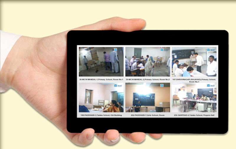 Live Webcasting And Videography During Lok Sabha Polls