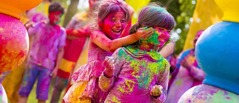 Government of Assam Declared A Local Holiday on Account of Holi