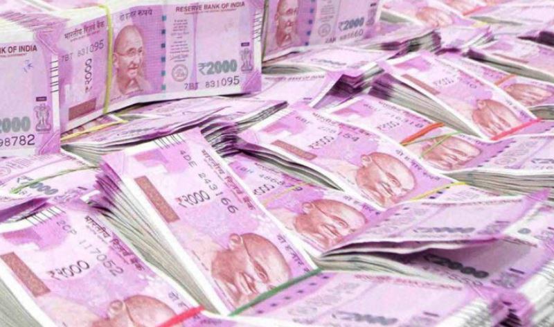 Rs 2.06 Crore Seized From A Vehicle At Khlieh Lewduh, Shillong
