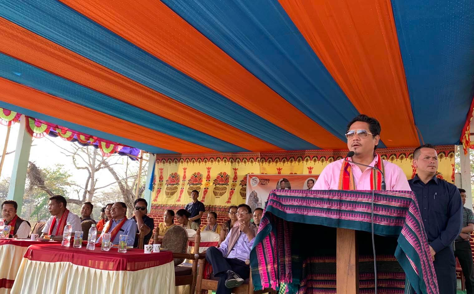 Conrad K Sangma: Mukul Sangma's government messed up coal mining issue