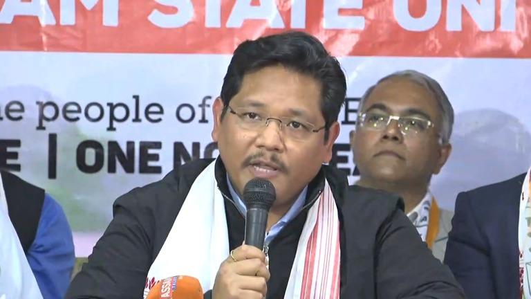 Be the Driving Force: Meghalaya CM Conrad K Sangma to NPP MLAs