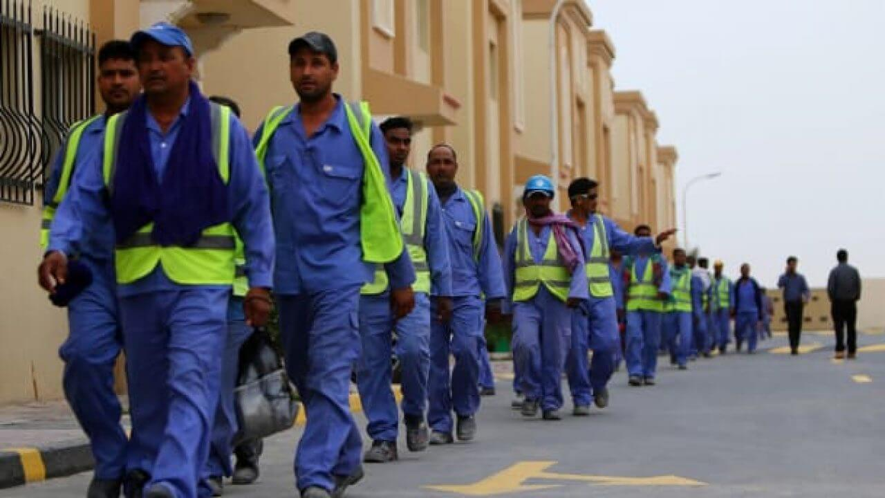 Number of Indian workers in Kuwait over 889,000