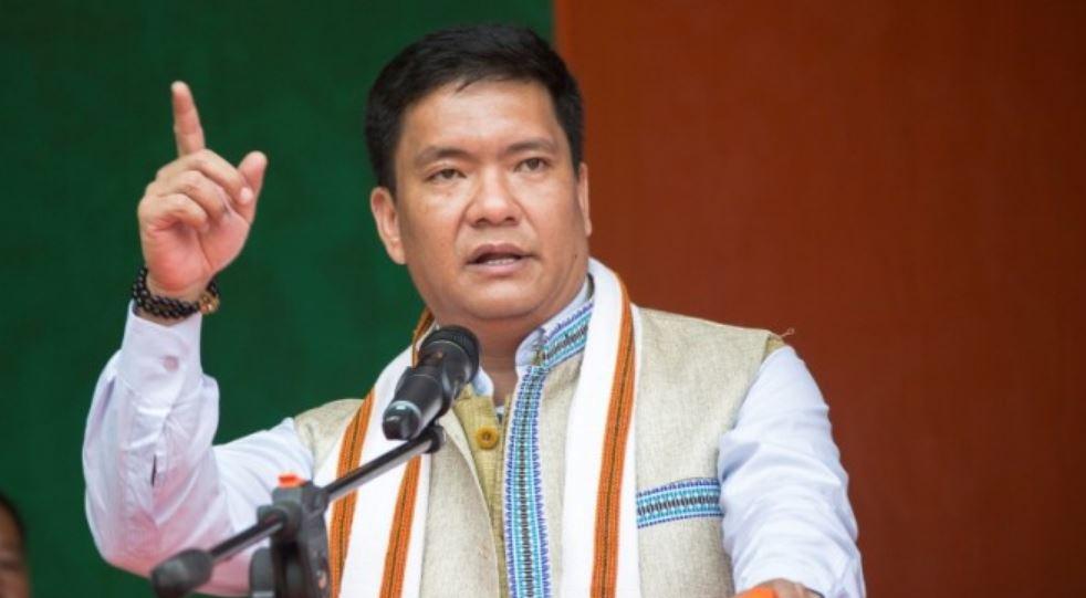 Restore Tamin Bridge On War Footing: Arunachal CM Pema Khandu