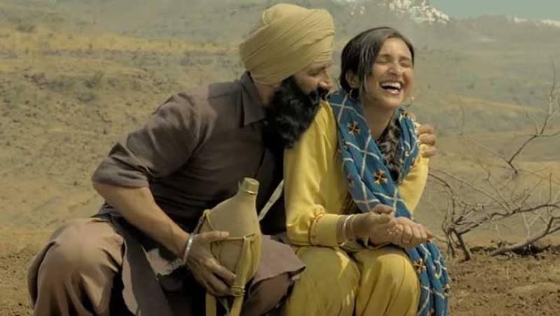 Kesari: Parineeti Chopra Says That They Joke That She Did The Film Just For The Romantic Song With Akshay Kumar