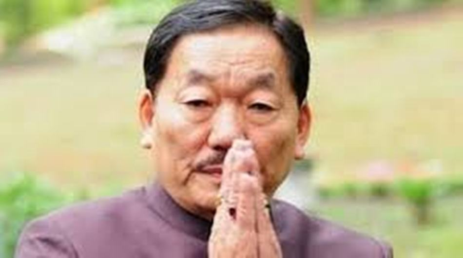 Pawan Chamling announces 9-point agenda to make Sikkim No 1